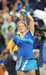 U S Open 2010 D13 11/09/10 .Kim Clijsters (BEL) wins Ladies Singles Final.Photo Anne Parker Fotosports International