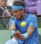 French Open 2011 05/06/11 D15 Roland Garros Paris.Rafael Nadal (ESP) wins Mens Final.Photo Anne Parker Fotosports International