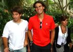 Rafael Nadal, EuroDisney 2010.Photo: Ella Ling.