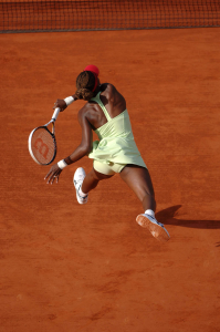 ROLAND GARROS 2006 DAY 2 29/05/2006..VENUS WILLIAMS (USA)..Copyright RAY GIUBILO .www.raygiubilo.com.raygiubilo@tin.it.+393483304500.