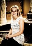 Qatar Total Open 2008, WTA Tour, Damen Tennis Turnier in Doha, Fotoshooting mit Spielerin Sabine Lisicki (GER) in einem arabischen Ambiente,privat...Foto: Juergen Hasenkopf