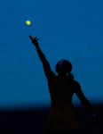 Australien, Melbourne, Sport, Tennis, Grand Slam Tournament, Melbourne Park, Australian Open 2010,.Serena Williams (USA).Foto: Juergen Hasenkopf .