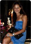 PTT Pattaya Open 2011,WTA Tennis Turnier,. International Series, Dusit Thani Resort in Pattaya,.Thailand,Players Party,Ana Ivanovic (SRB),