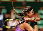 French Open 2011, Roland Garros,Paris,ITF Grand Slam Tennis Tournament . Victoria Azarenka (BLR),.Einzelbild, Aktion,