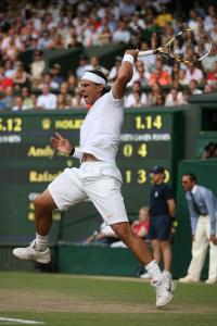 NADAL,Rafael(ESP) def MURRAY,Andy(GBR).6-4 7-6(6) 6-4 Semi-FINALl.02 July 2010.THE CHAMPIONSHIPS WIMBLEDON 2010.Wimbledon U.K..Photographer / Hiromasa MANO .(mannys@attglobal.net)......