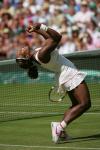 WILLIAMS,Serena(USA) def ZVONAREVA,Vera(RUS).6-3 6-2 FINAL.03 July 2010.THE CHAMPIONSHIPS WIMBLEDON 2010.Wimbledon U.K..Photographer / Hiromasa MANO .(mannys@attglobal.net)......
