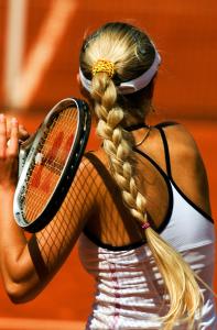 VIKTORIYA KUTUZOVA (UKR).FRENCH OPEN.ROLAND GARROS.PARIS 2006