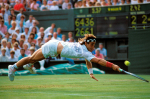 . COPYRIGHT MICHAEL COLE. . . . PAT CASH (AUS).THE CHAMPIONSHIPS WIMBLEDON 1988PAT CASH (AUS).THE CHAMPIONSHIPS WIMBLEDON 1988