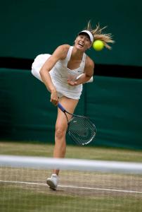 MARIA SHARAPOVA (RUSSIA).RUNNER-UP IN FINAL.2nd JULY 2011 .THE CHAMPIONSHIPS WIMBLEDON .