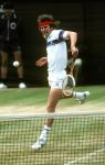 JOHN McENROE (USA).Wimbledon.1981