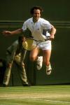 JOHN McENROE.WIMBLEDON 1989.(COPYRIGHT MICHAEL COLE)