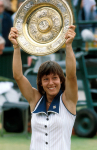 MARTINA NAVRATILOVA (USA), THE CHAMPIONSHIPS WIMBLEDON 1978